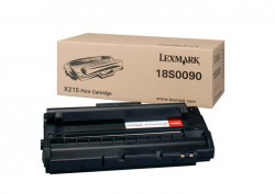 18S0090  Mực in Lexmark  X215 Print Cartridge