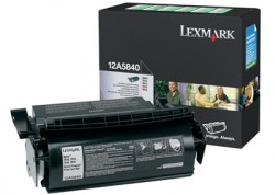 12A5840 Mực in Lexmark T61x  Return Program Print Cartridge