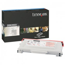 20K0503 Mực in Lexmark C510, C510n/dtn   Black Toner Cartridge