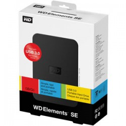 "Ổ cứng GN WD Elements 500GB 2.5"" USB 3.0 - WDBUZG5000ABK"