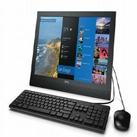 IN5348(THUN1505612W) - Máy tính Dell Inspiron All In One IN5348(THUN1505612W)/Intel Core i3-4150/ Ram 4GB/ 1TB HDD/ VGA 2GB AMD Radeon R7 A265 / 23 inch Full HD/ DVDRW/ WC+BT+WL/Key & Mouse/ Windows 8.1 SL