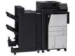 D7P68A - Máy in Đa năng đen trắng HP LaserJet Enterprise flow M830z NFC/Wireless Direct MFP  ( Print-Scan-Copy-Fax )