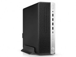 Máy tính đồng bộ HP EliteDesk 800 G4 SFF 4UR56PA Core i7 8700, DDR4- 8G, 1TB, DVDRW, Key + Mouse, wifi, Bluetooth 7in1 Card, Win 10 Pro 64bit